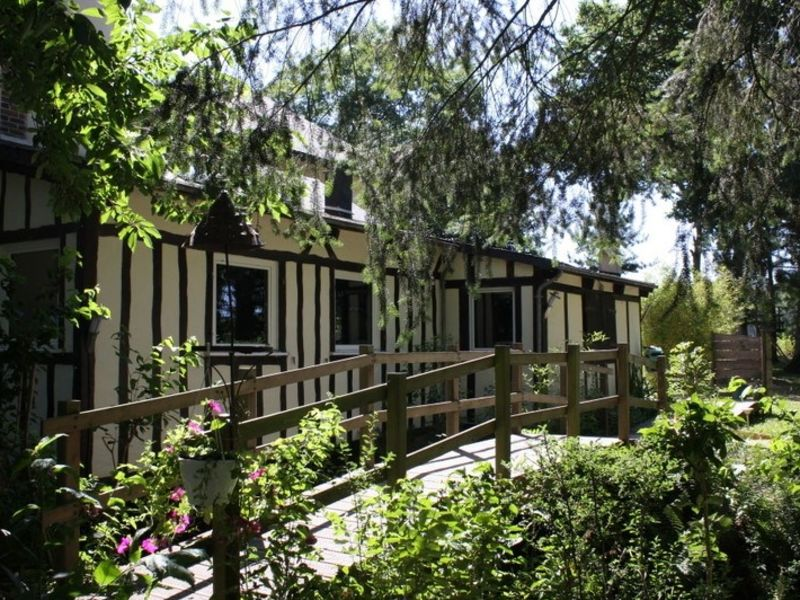 Sale house / villa La vieille lyre 345000€ - Picture 5