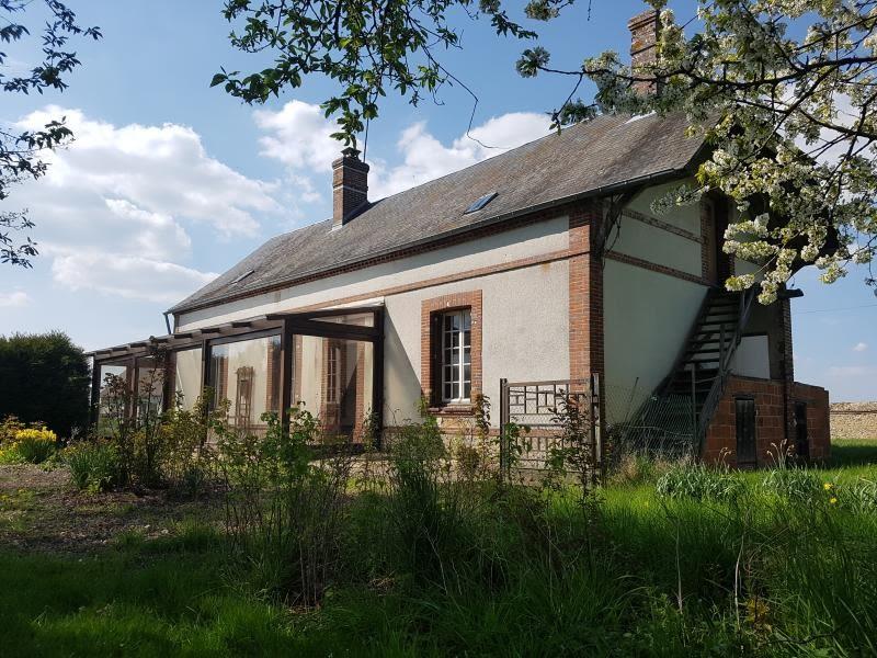 Sale house / villa La gueroulde 99000€ - Picture 1