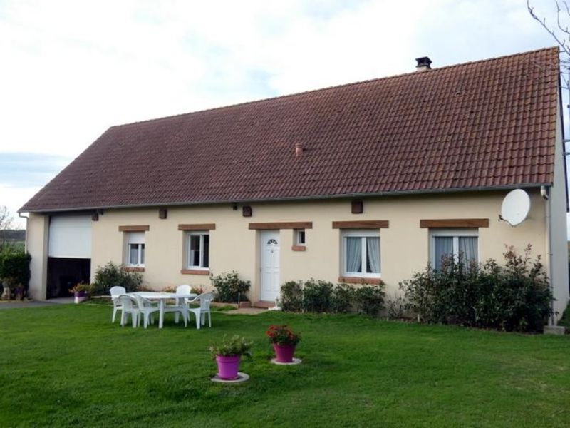 Sale house / villa La vieille lyre 152000€ - Picture 1