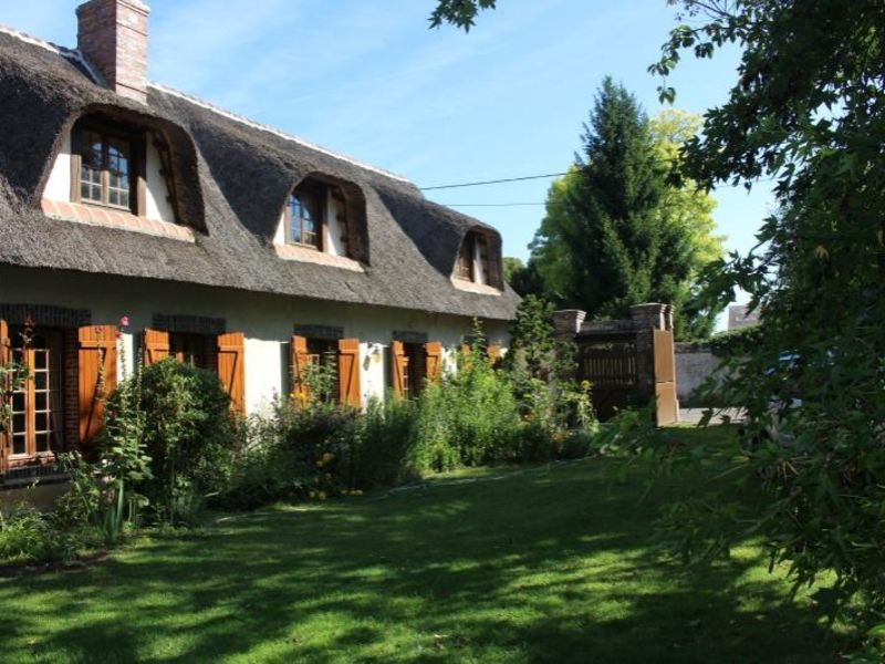 Sale house / villa Marcilly la campagne 279000€ - Picture 9