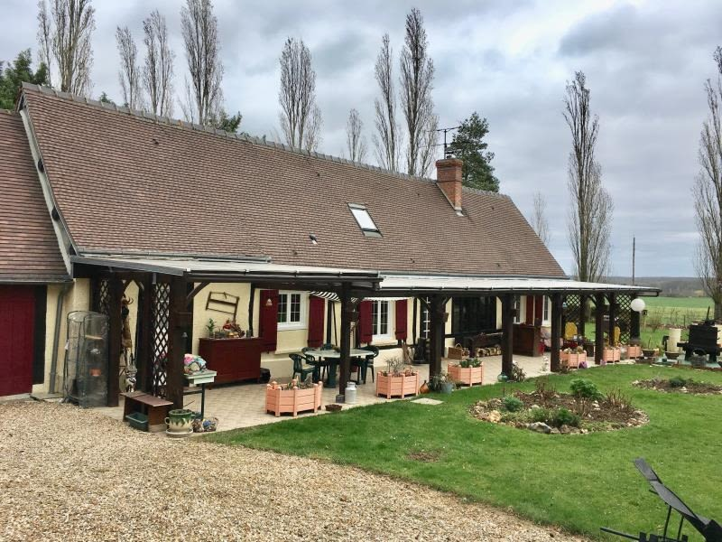 Sale house / villa Neaufles auvergny 249500€ - Picture 1