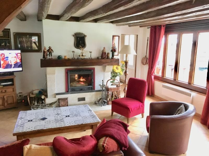 Sale house / villa Neaufles auvergny 249500€ - Picture 2
