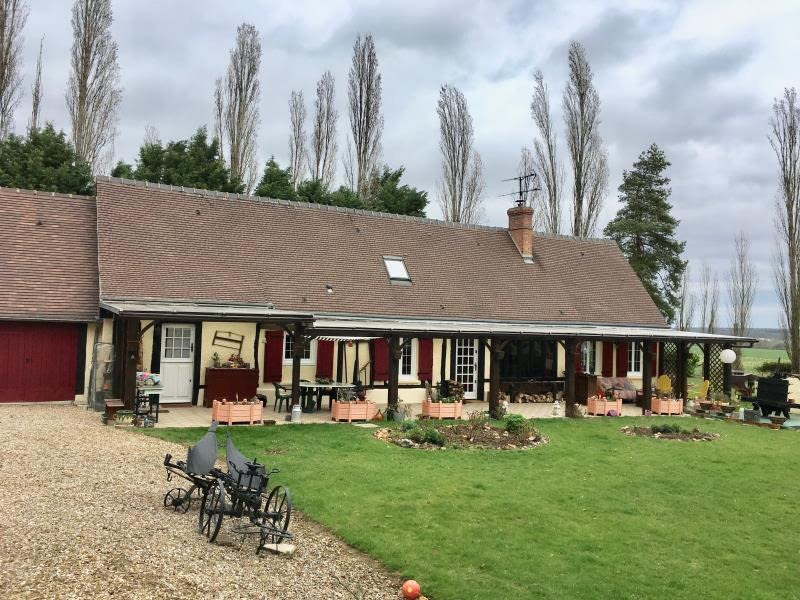 Sale house / villa Neaufles auvergny 249500€ - Picture 4