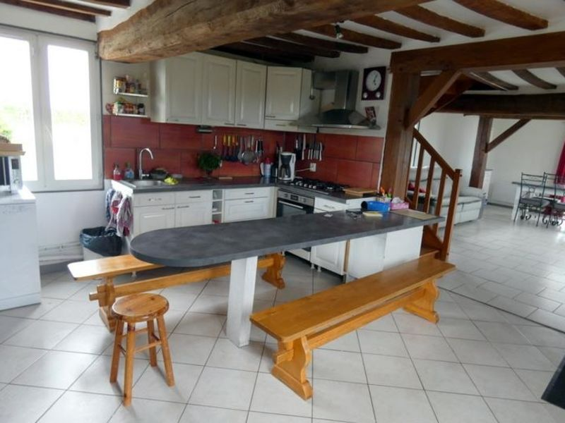 Sale house / villa Ajou 163000€ - Picture 7