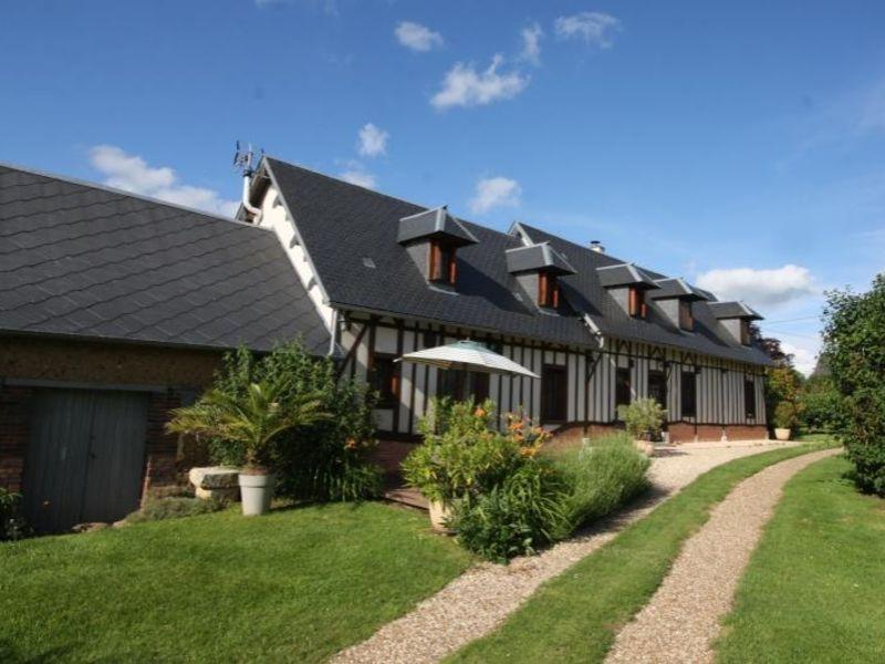 Sale house / villa Faverolles la campagne 228000€ - Picture 1