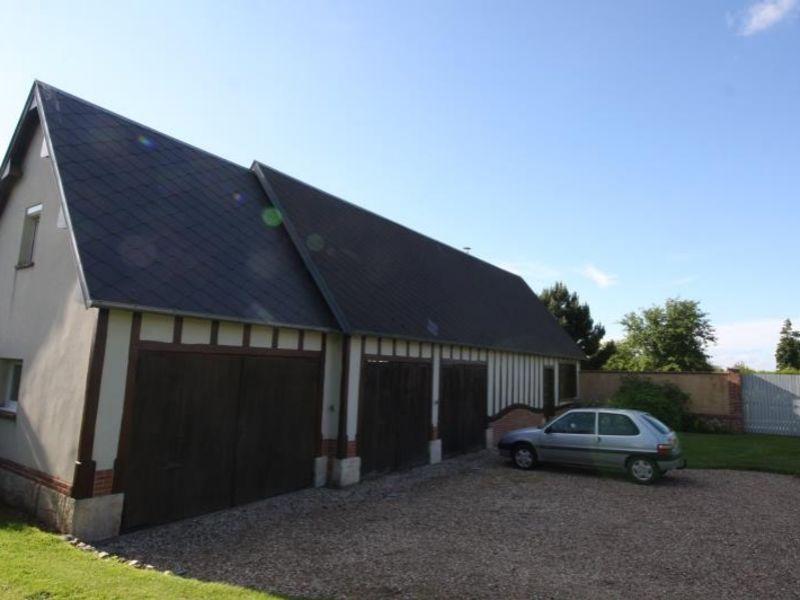 Sale house / villa Faverolles la campagne 228000€ - Picture 2