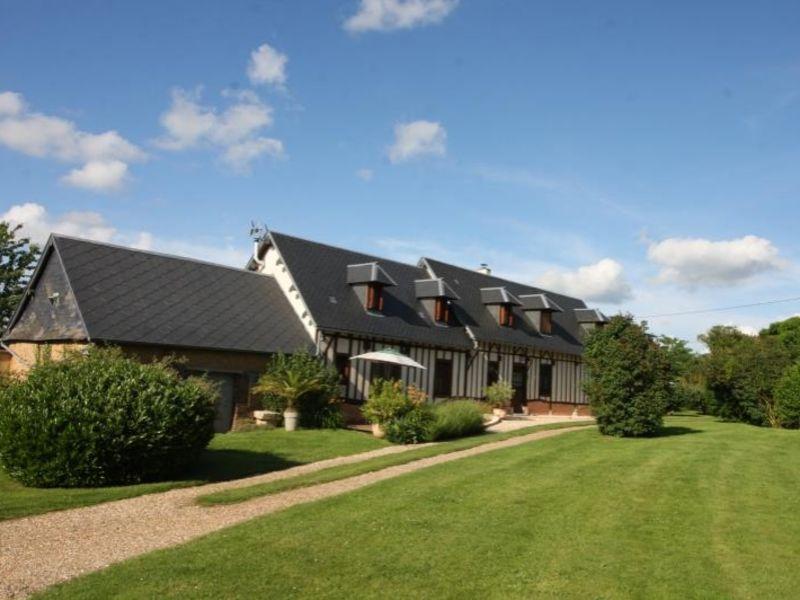 Sale house / villa Faverolles la campagne 228000€ - Picture 3