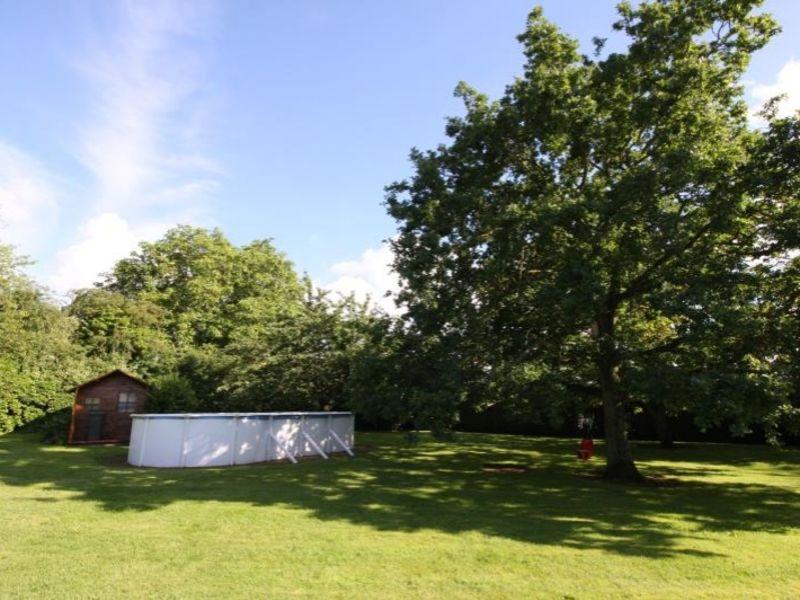 Sale house / villa Faverolles la campagne 228000€ - Picture 4