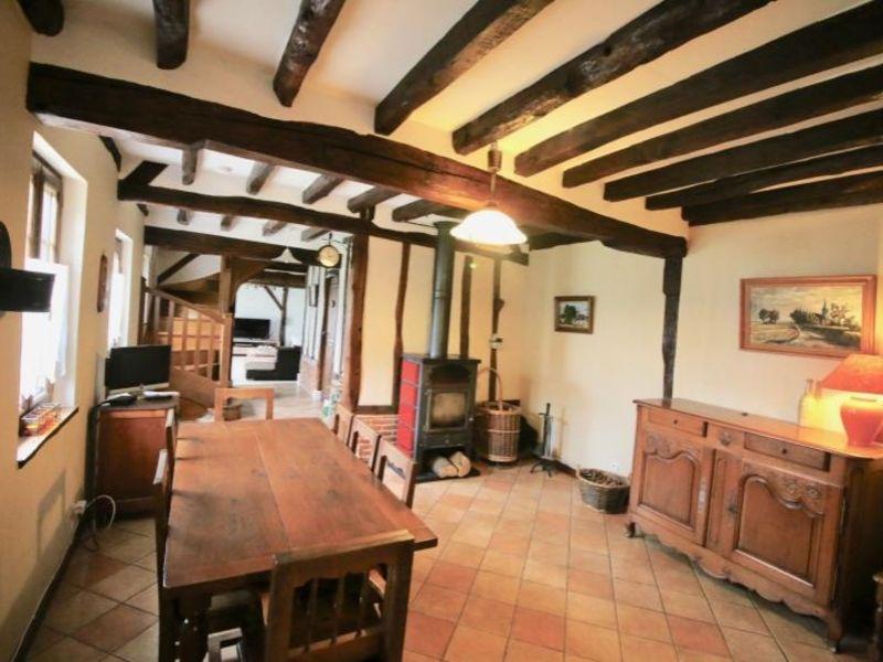 Sale house / villa Faverolles la campagne 228000€ - Picture 6