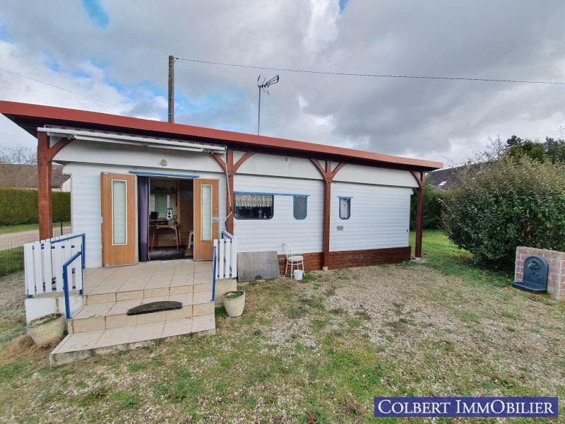 Sale site Gurgy 46 000€ - Picture 1