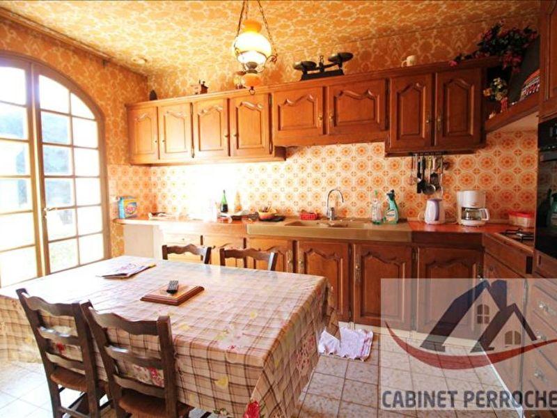 Vente maison / villa La chartre sur le loir 223000€ - Photo 5
