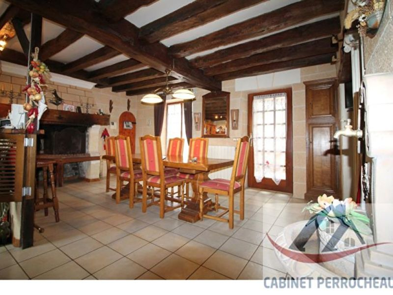 Vente maison / villa La chartre sur le loir 171000€ - Photo 5