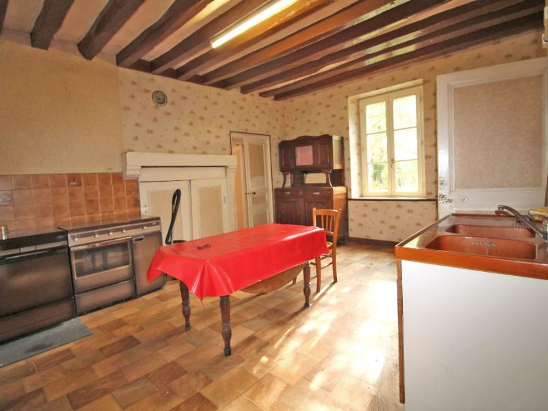 Vente maison / villa La chartre sur le loir 115500€ - Photo 4