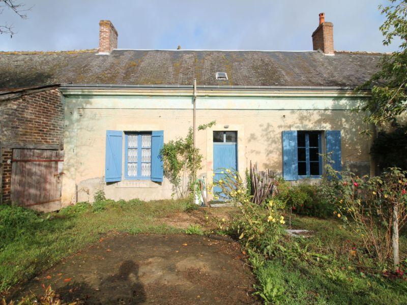 Vente maison / villa La chartre sur le loir 115500€ - Photo 8