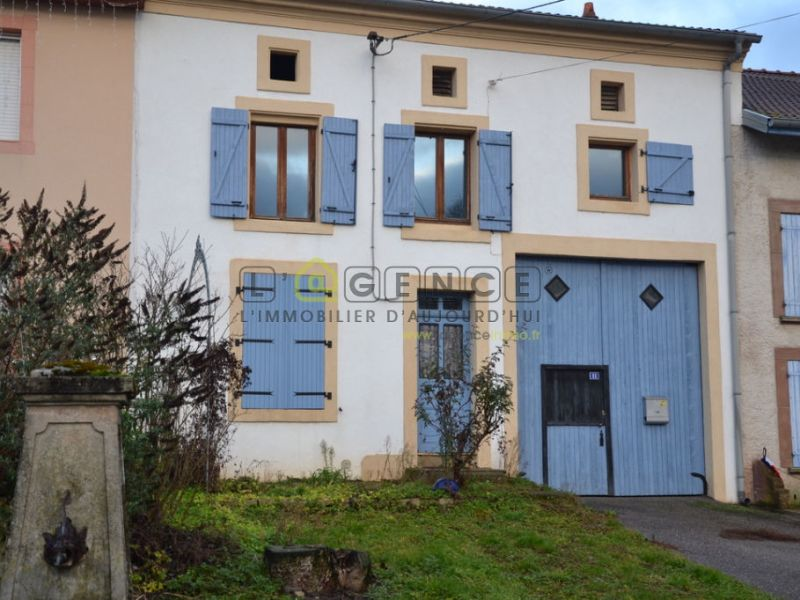 Vente maison / villa Baccarat 131 000€ - Photo 1