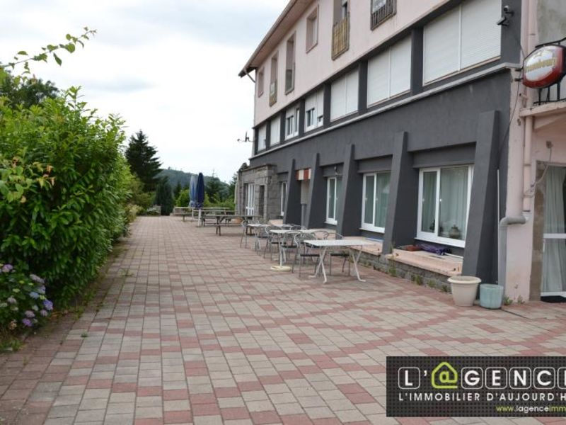Vente immeuble Fraize 328 000€ - Photo 1