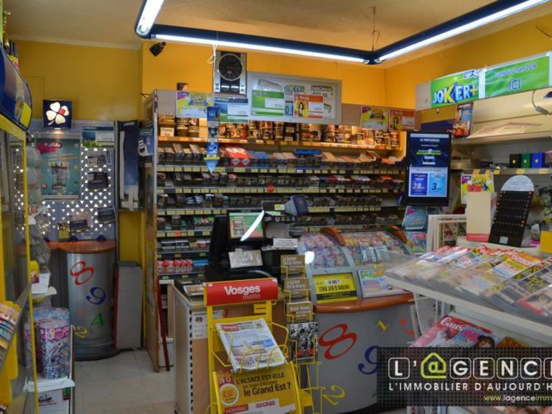 Vente local commercial Saint die des vosges 99 500€ - Photo 1