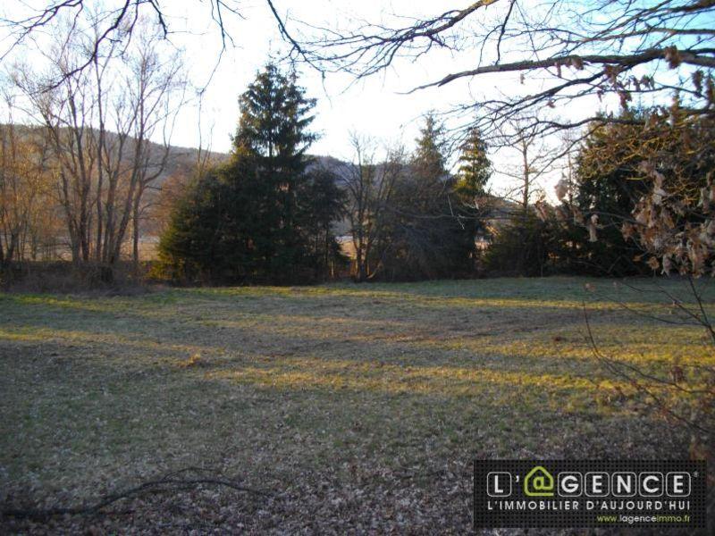 Vente terrain Saulcy sur meurthe 54900€ - Photo 1