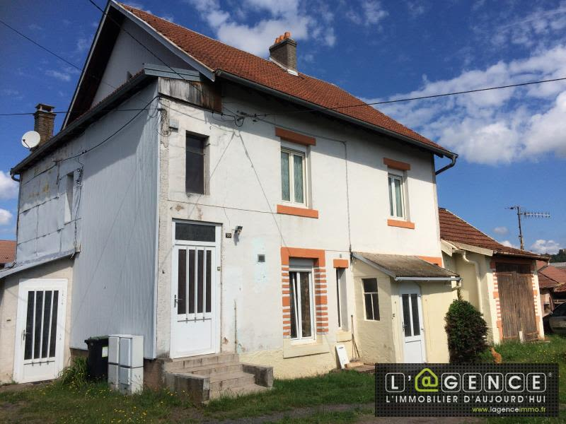 Vente immeuble St die 117 500€ - Photo 1