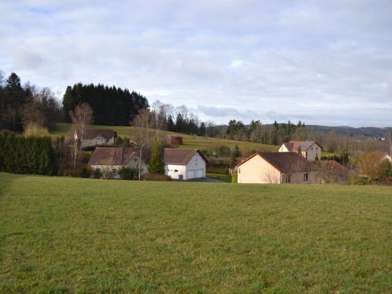 Vente terrain Saulcy sur meurthe 74000€ - Photo 1