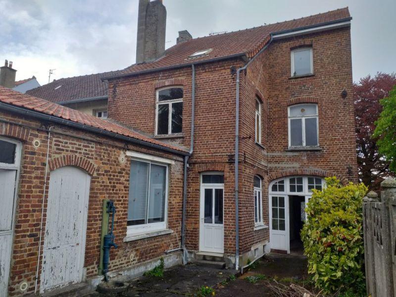 Sale house / villa Fruges 134000€ - Picture 1