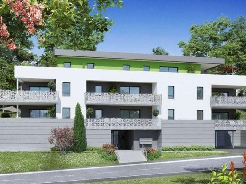 Vente appartement Hegenheim 295000€ - Photo 1