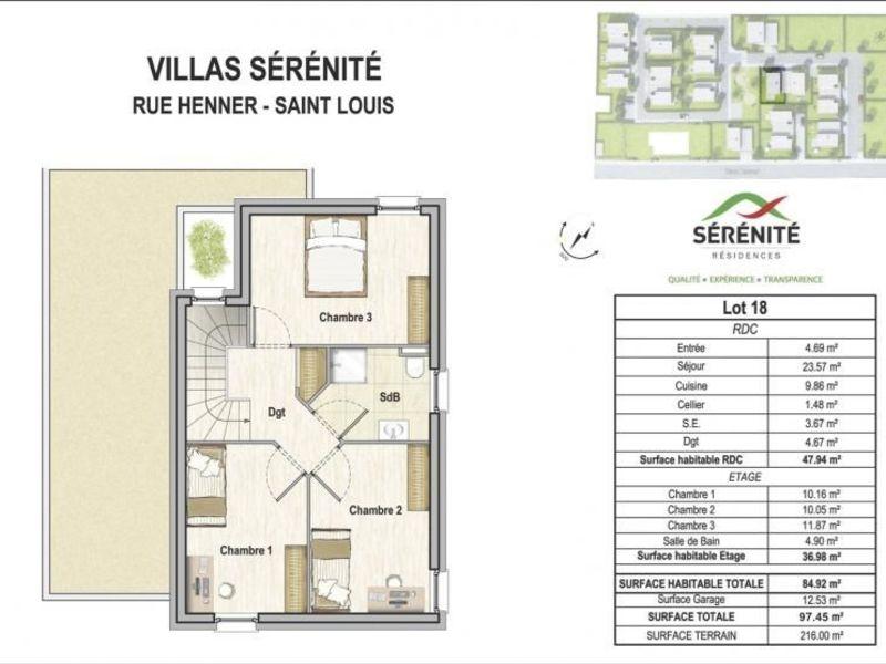 Vente maison / villa St louis 335000€ - Photo 2