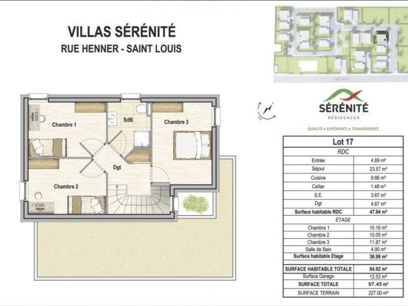 Vente maison / villa St louis 335000€ - Photo 4
