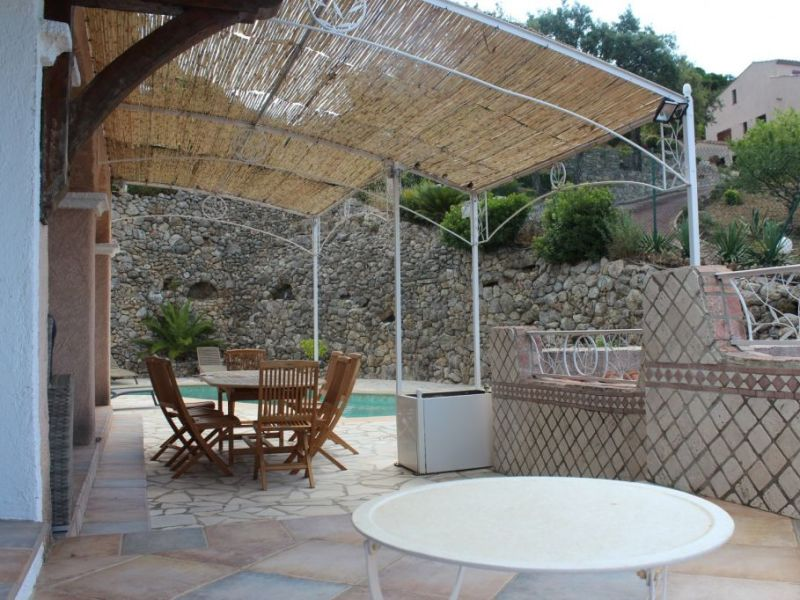 Rental house / villa Les issambres  - Picture 2