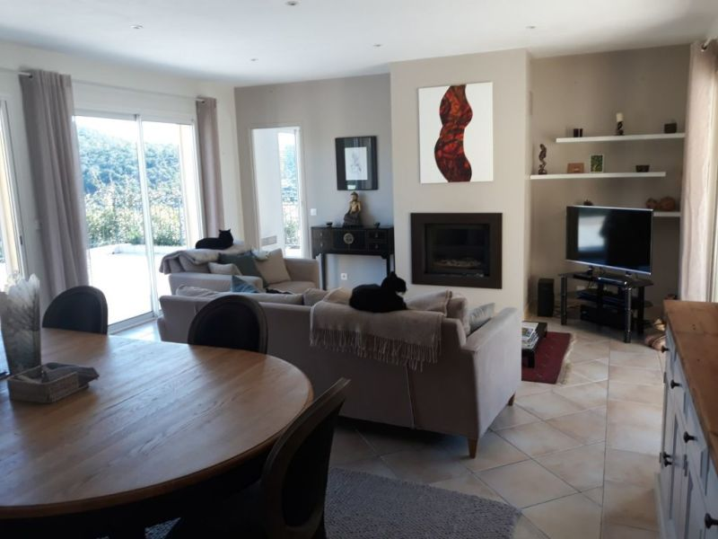 Rental house / villa Les issambres  - Picture 2