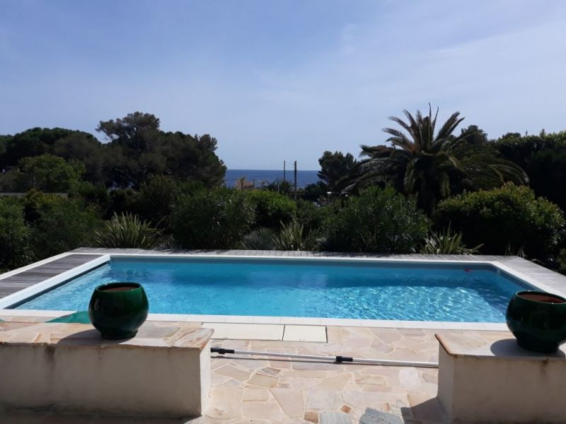 Rental house / villa Les issambres  - Picture 1