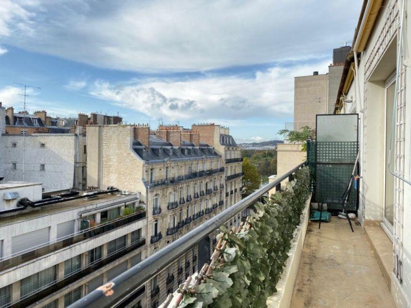 Rental apartment Paris 16ème 280€ CC - Picture 2