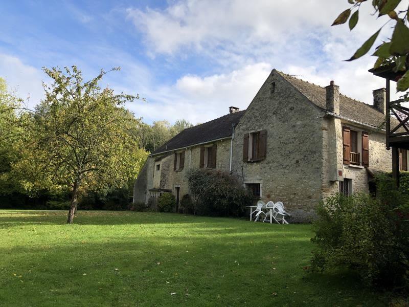 Vente maison / villa Genainville 475000€ - Photo 1