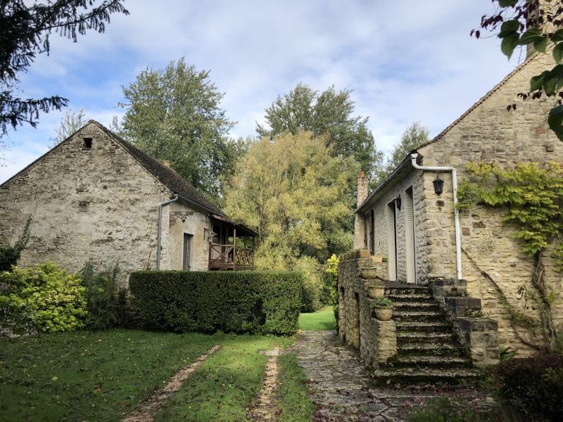 Vente maison / villa Genainville 475000€ - Photo 2