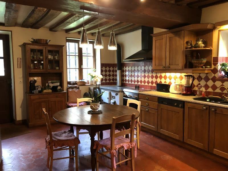 Vente maison / villa Genainville 475000€ - Photo 8