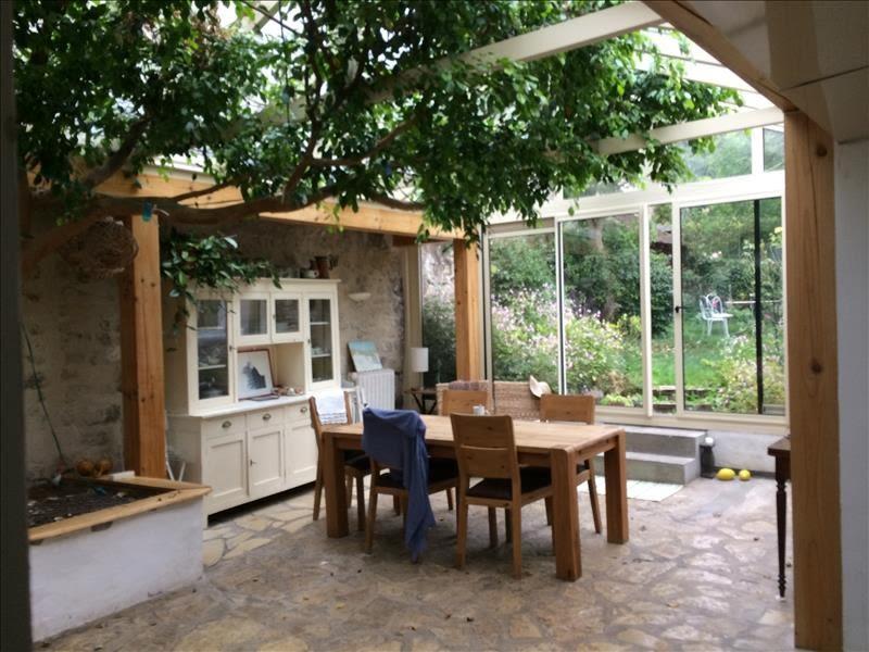 Sale house / villa Vetheuil 349000€ - Picture 9