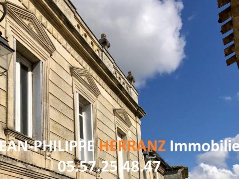 Vente maison / villa St emilion 399000€ - Photo 1