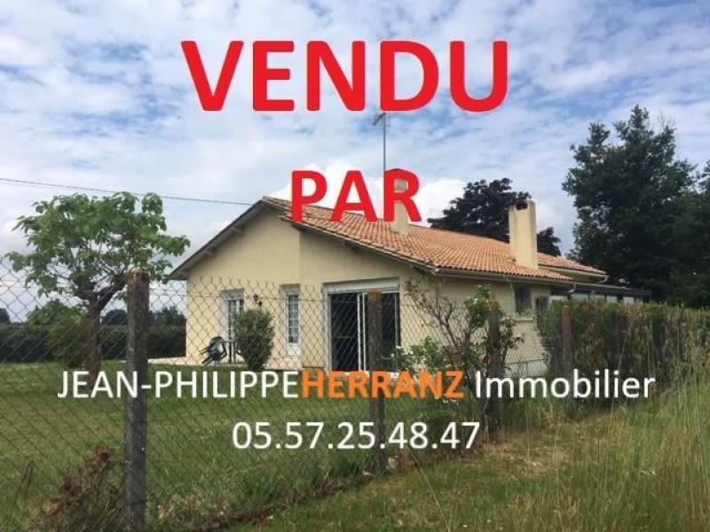 Sale house / villa Lalande de pomerol 181000€ - Picture 1