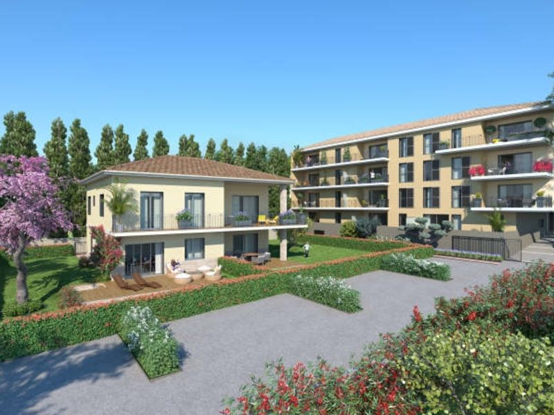 Vente appartement Luynes 340000€ - Photo 1