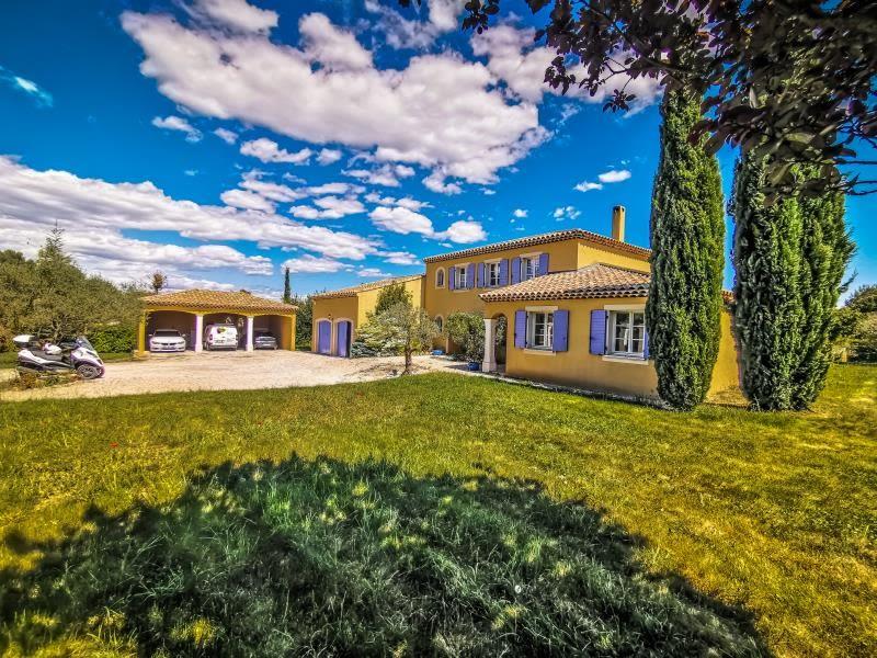 Vente maison / villa St maximin la ste baume 750000€ - Photo 3