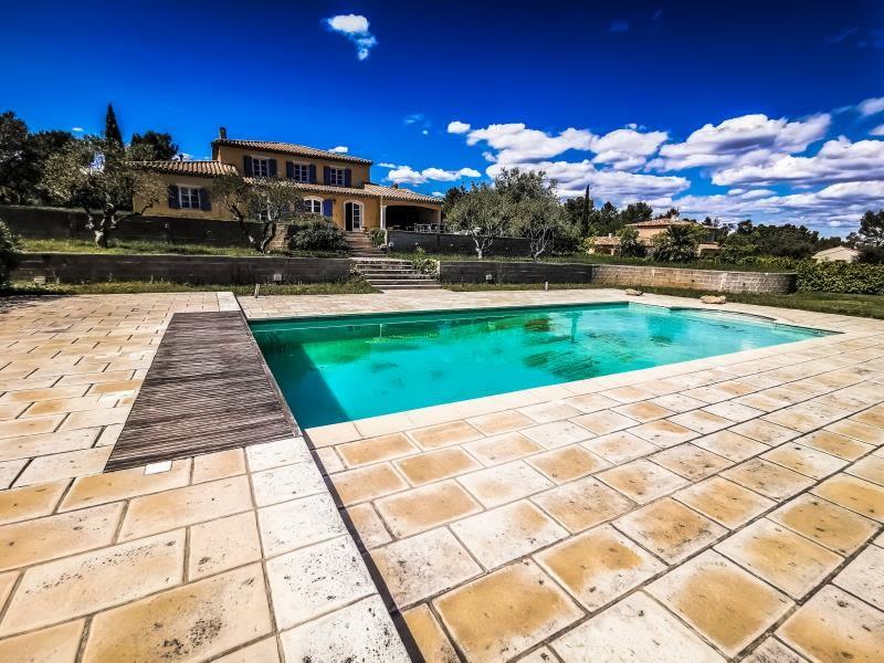 Vente maison / villa St maximin la ste baume 750000€ - Photo 5