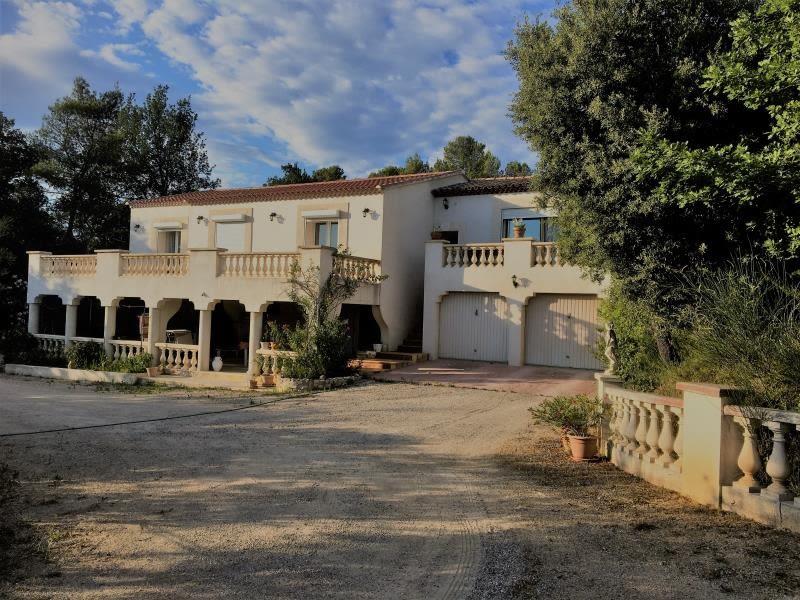 Vente maison / villa Pourrieres 519000€ - Photo 1