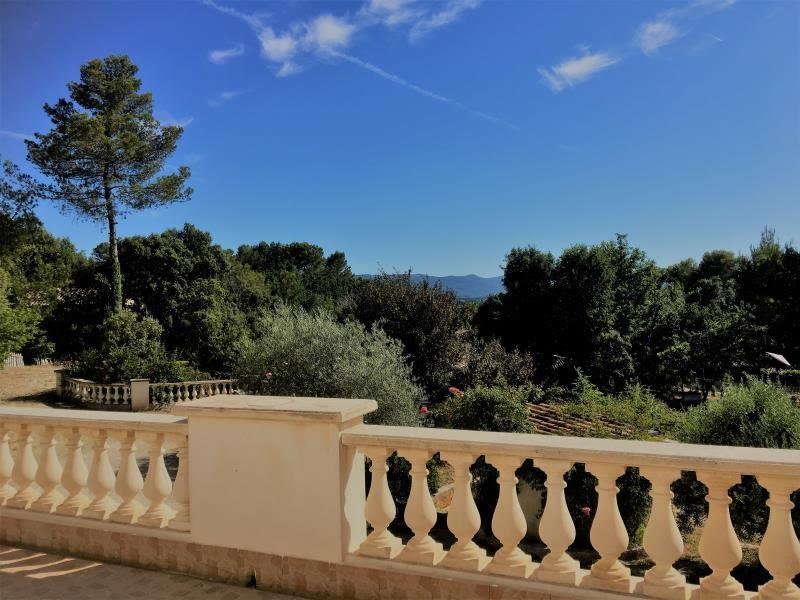 Vente maison / villa Pourrieres 519000€ - Photo 3