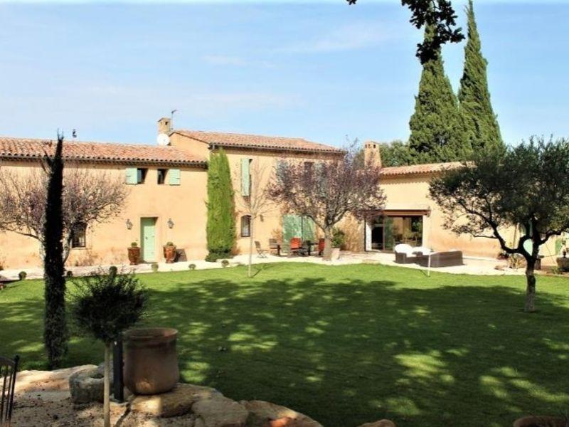 Sale house / villa Ollieres 1522500€ - Picture 1