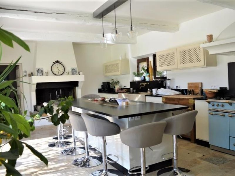 Sale house / villa Ollieres 1522500€ - Picture 7