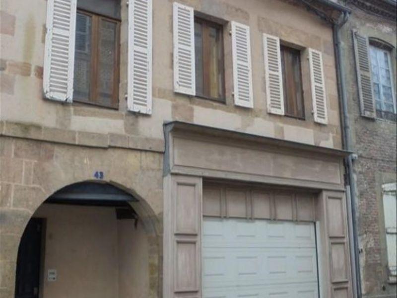 Vente maison / villa Moulins 176000€ - Photo 1
