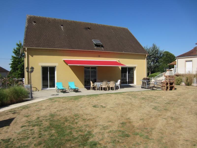 Vente maison / villa Bourbon lancy 344000€ - Photo 2
