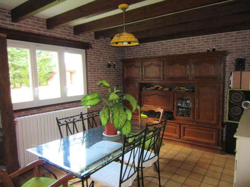Vente maison / villa Tronget 176550€ - Photo 5