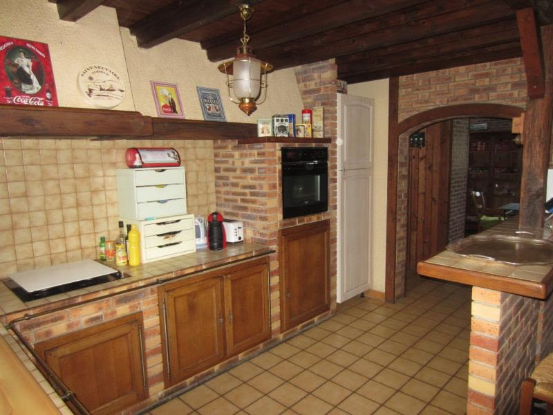 Vente maison / villa Tronget 176550€ - Photo 6