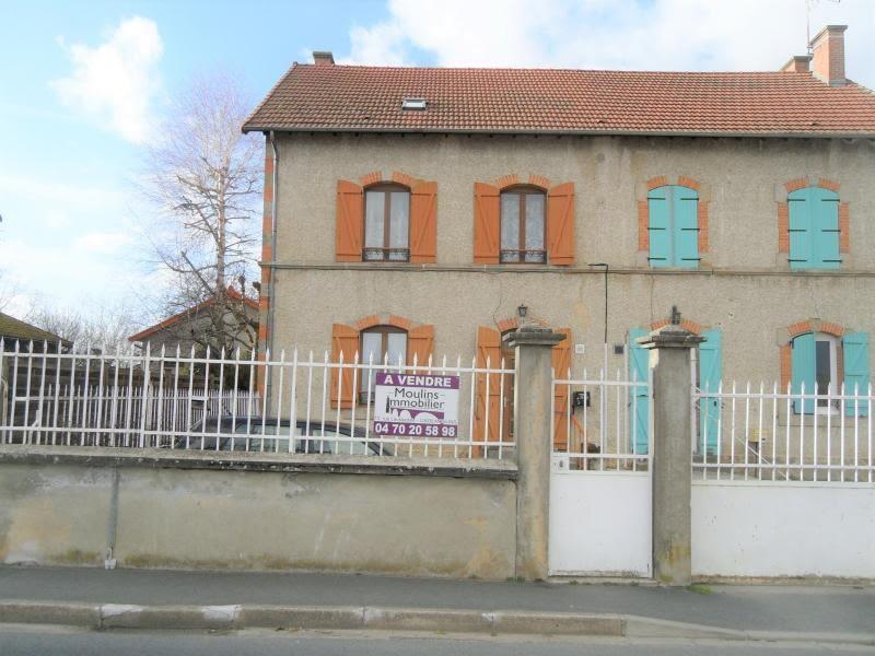 Vente maison / villa Noyant d allier 85600€ - Photo 1